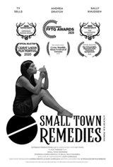 Small Town Remedies Affiche de film