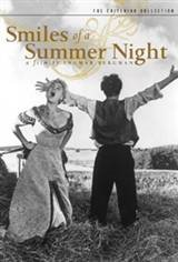 Smiles of a Summer Night Movie Poster