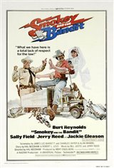 Smokey and the Bandit Large Poster