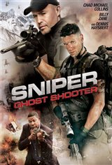 Sniper: Ghost Shooter Movie Poster