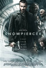 Snowpiercer (2014) Movie Poster Movie Poster