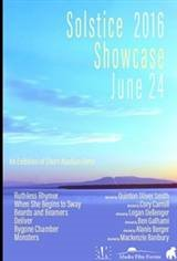 Solstice Showcase Movie Poster
