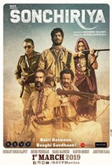 Sonchiriya (Hindi) Affiche de film