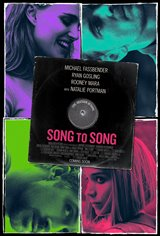 Song to Song Movie Poster Movie Poster