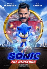 Sonic the Hedgehog Affiche de film