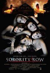 Sorority Row Movie Poster