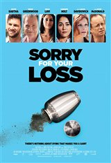 Sorry for Your Loss Affiche de film