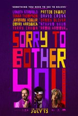 Sorry to Bother You (v.o.a.) Affiche de film