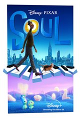 Soul (Disney+) Movie Poster Movie Poster