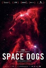 Space Dogs Movie Poster
