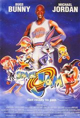 Space Jam Movie Poster