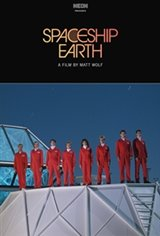 Spaceship Earth (2016) Movie Poster