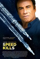 Speed Kills Large Poster