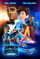 Spies in Disguise Movie Poster