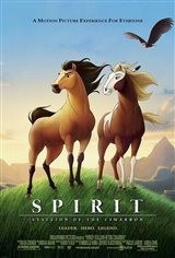 Spirit: Stallion Of The Cimarron Movie Poster Movie Poster