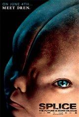 Splice Movie Poster Movie Poster