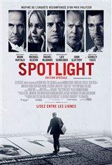 Spotlight : Édition spéciale Affiche de film