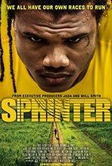 Sprinter Affiche de film