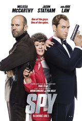 Spy Movie Poster