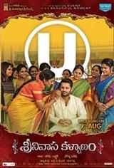 Srinivasa Kalyanam Large Poster