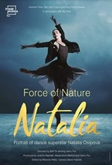 Stage Russia: Force of Nature Natalia Affiche de film