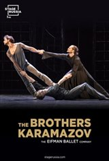 Stage Russia: The Brothers Karamazov Affiche de film