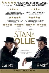 Stan & Ollie Movie Poster Movie Poster