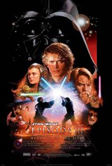 Star Wars: Episode III - Revenge of the Sith Movie Poster Movie Poster