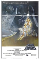 Star Wars: Episode IV - A New Hope Movie Poster