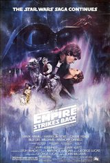 Star Wars: Episode V - The Empire Strikes Back Movie Poster