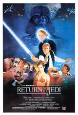 Star Wars: Episode VI - Return of the Jedi Large Poster
