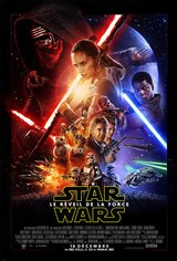 Star Wars : Le réveil de la force Movie Poster