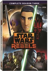 Star Wars Rebels: Season Three Movie Poster