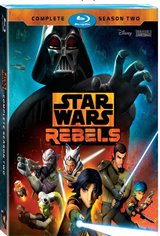 Star Wars Rebels: Season Two Movie Poster