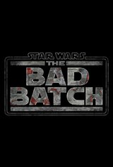 Star Wars: The Bad Batch (Disney+) Movie Poster