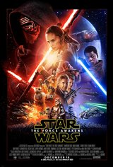 Star Wars: The Force Awakens 3D Movie Poster