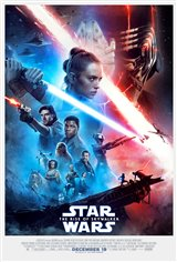 Star Wars: The Rise of Skywalker Movie Poster Movie Poster