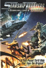 Starship Troopers: Invasion Movie Poster Movie Poster