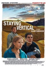 Staying Vertical (Rester Vertical) Movie Poster