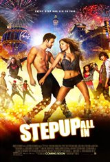 Step Up All In Large Poster