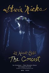 Stevie Nicks 24 Karat Gold The Concert Poster