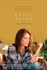 Still Alice Movie Poster