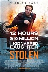 Stolen Movie Poster