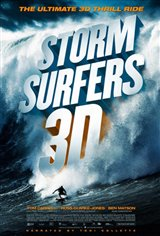 Storm Surfers 3D Movie Poster