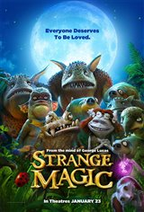 Strange Magic (v.o.a.) Affiche de film