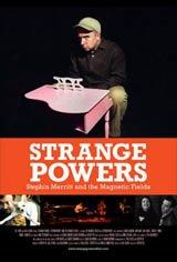 Strange Powers: Stephin Merritt and The Magnetic Fields Movie Poster