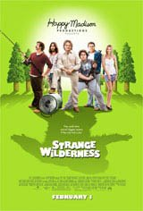 Strange Wilderness Movie Poster