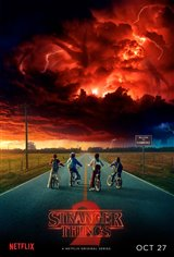 Stranger Things (Netflix) Movie Poster