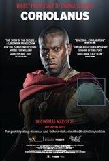 Stratford Festival: Coriolanus Large Poster
