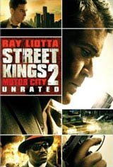 Street Kings 2: Motor City Movie Poster